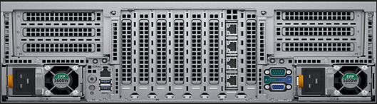 HPC-ProServe DPeR940 back