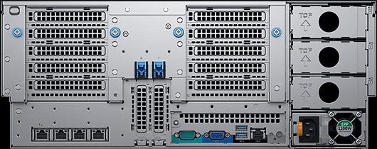 HPC-ProServer DPeR940xa back