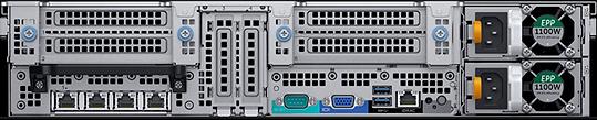 HPC-ProServer DPeR840 back