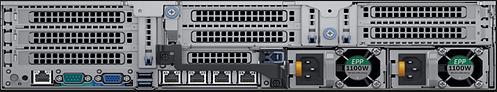 HPC-ProServer DPeR740 bck