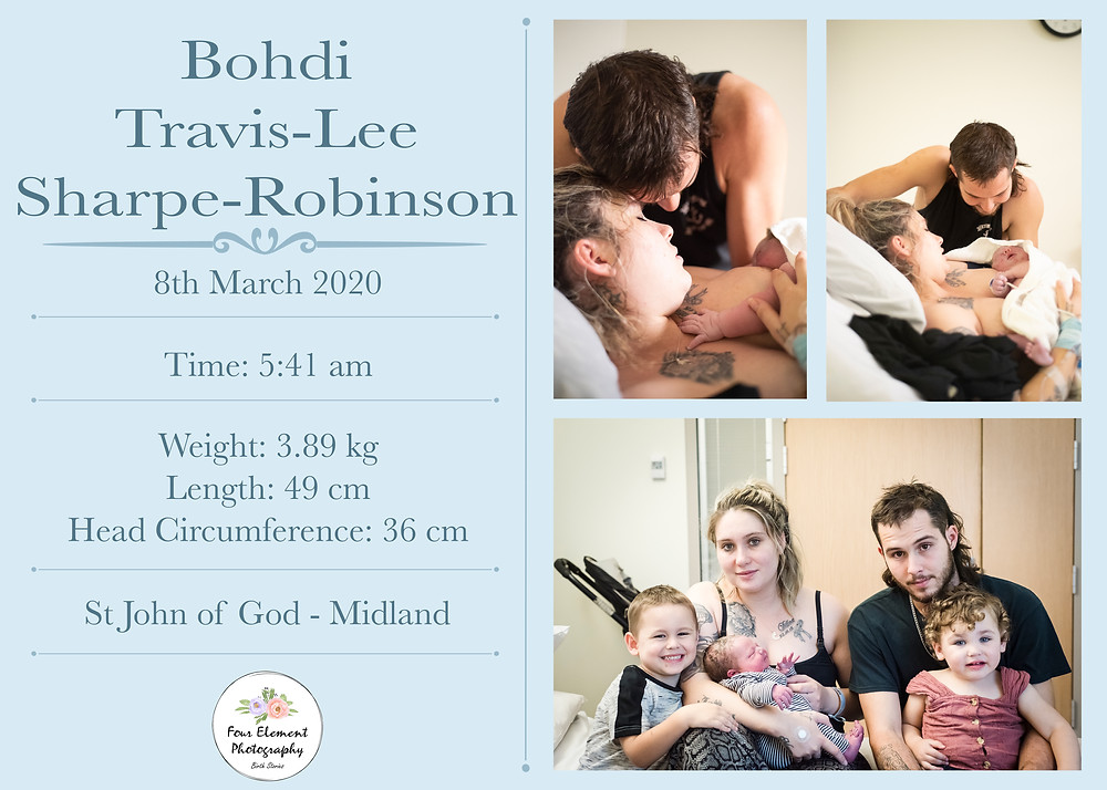 perth-birth-photography-birth-announcement-included-in-birth-fresh-48-and-NICU-sessions-or as-an-add-on-for-other-sessions