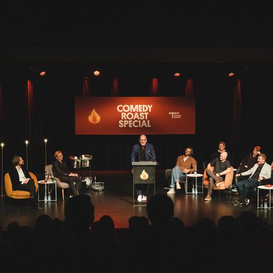 Comedy Roast Special LIVE