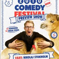 Zulu Comedy Festival Previewshow, TV2 Zulu.