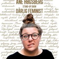 Ane Høgsberg, Dårlig Feminist.