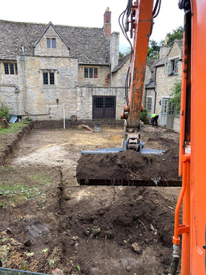 The Plough, Clanfield Refurb