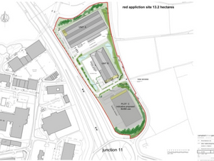 New Industrial Units: J11 Banbury