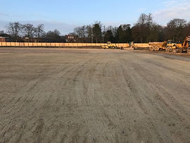 Groundworks Contractors Oxfordshire Bulk Excavation