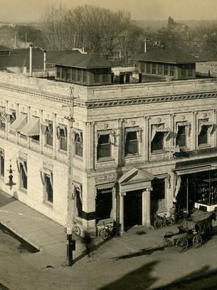 Downtown Hanford 1907 - 2020