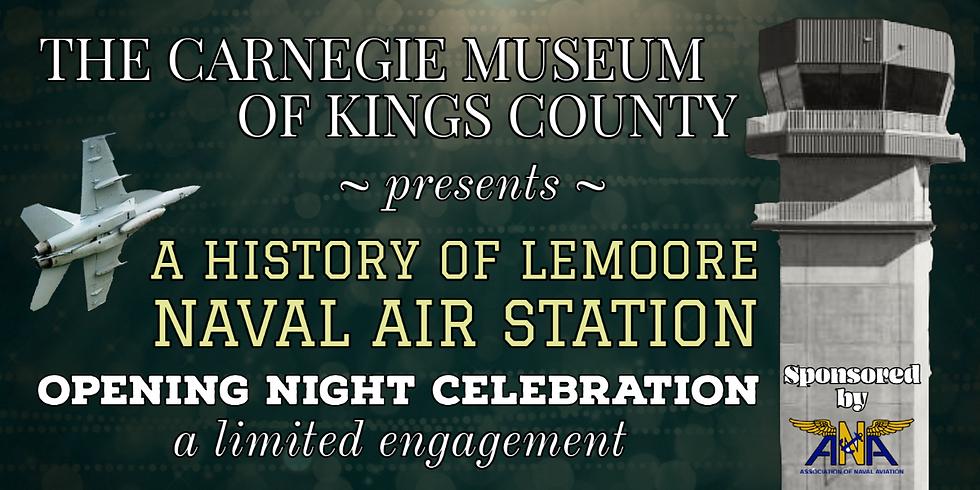 Lemoore NAS Exhibit Opening Night Celebration
