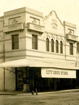 Lemoore Odd Fellows Building 1907 - 2020
