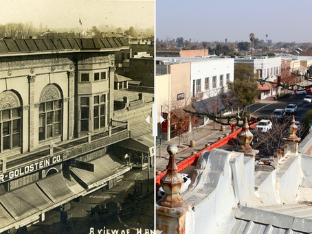 Hanford 7th Street 1907-2020