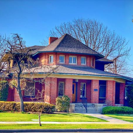 Historic Buildings: Aydelott House