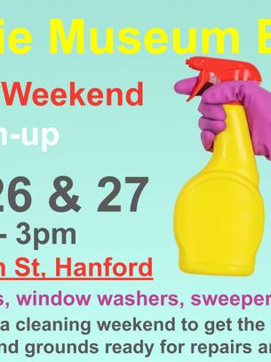 Carnegie Clean-Up | June 26 & 27