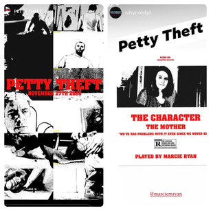 Petty Theft Short film