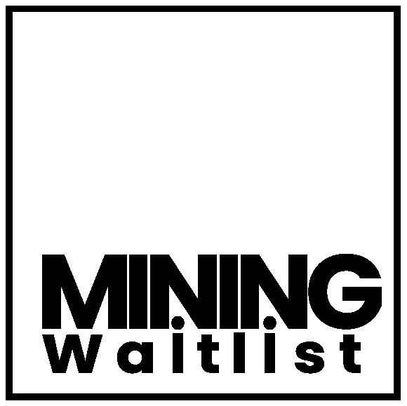 mining wait list logo