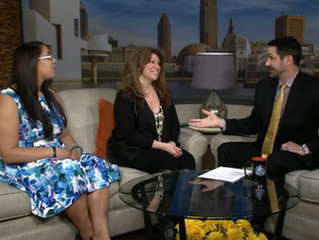Rosanna Hrabnicky & Nicole Kendrick – Cleveland Home and Remodeling Expo