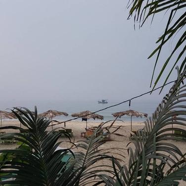Аюрведа центр Ом-Намасте. Вид на Индийский океан