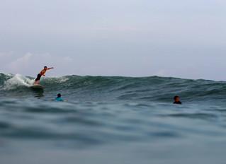 波が上がらず早1か月
