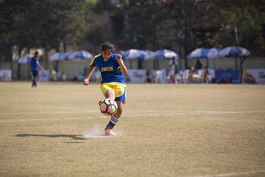 She Kicks Football Academy