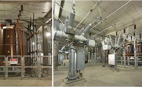 El uso de los transformadores secos disminuye los costos en sistemas de seguridad