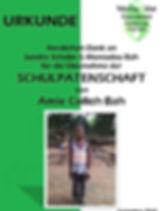 Amie Colleh Bah_Sandra Schüler, Momodou