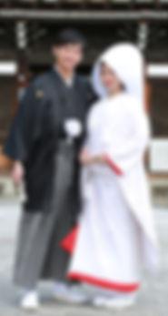 일본전통결혼, 혼례기모노