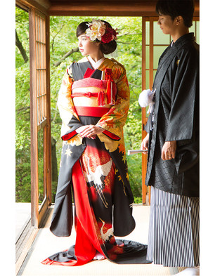 히키후리소데-학과 단풍