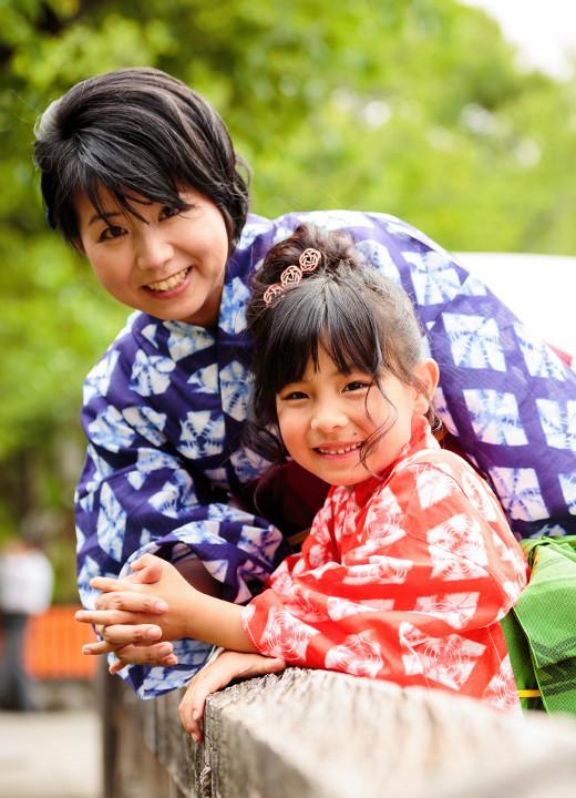 어린이 기모노여행