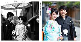 일본결혼식앨범, 일본결혼사진