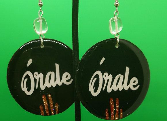 Órale Earrings (large)