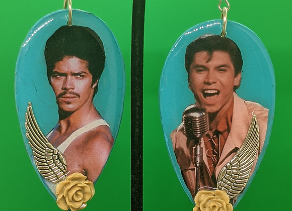 Richie and Bob Earrings