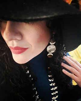 #witchywoman earrings by _godivableu #tw