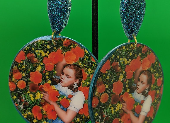 Poppies Earrings