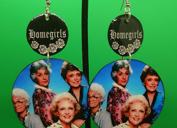 Homegirls Earrings