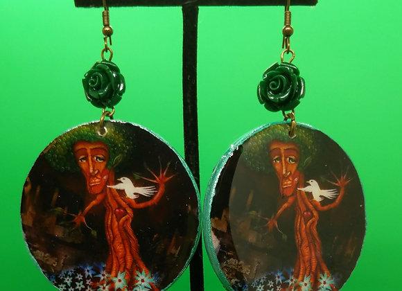 Soul Tree Earrings