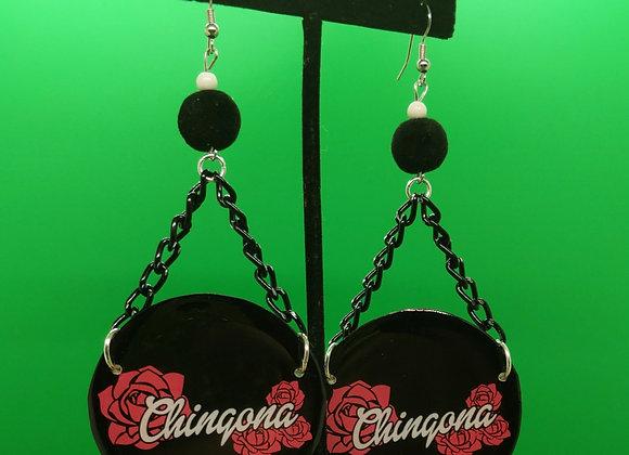Chingona Earrings
