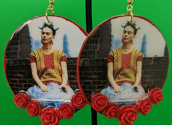 XL Frida Earrings