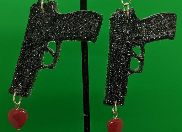 Love Gun Earrings