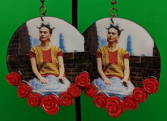 Viva La Frida Earrings