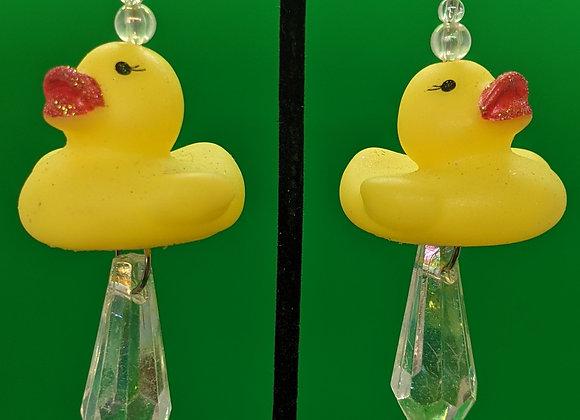Diva Duckey Earrings