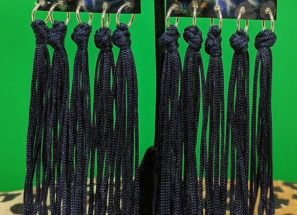 La Llorona Fringe Earrings