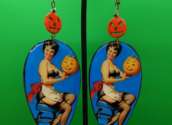 Halloween Hottie Earrings
