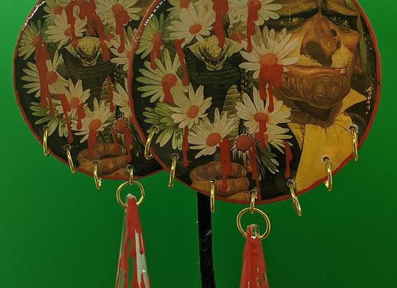 Bloody Bouquet Earrings