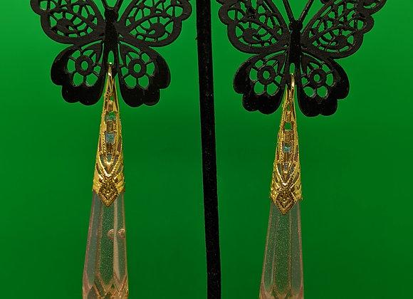 Fancy Butterfly Earrings