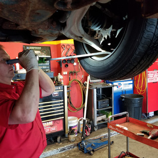 Tire Inspections & Rotations
