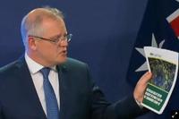 澳总理莫里森宣布所有入境澳洲者需自我隔离14天