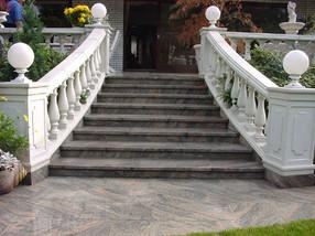 Juparana Treppenanlage