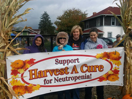 Harvest a cure for Neutropenia