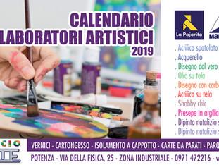 Laboratori Artistici 2019