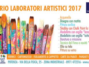 Calendario Laboratori Artistici 2017